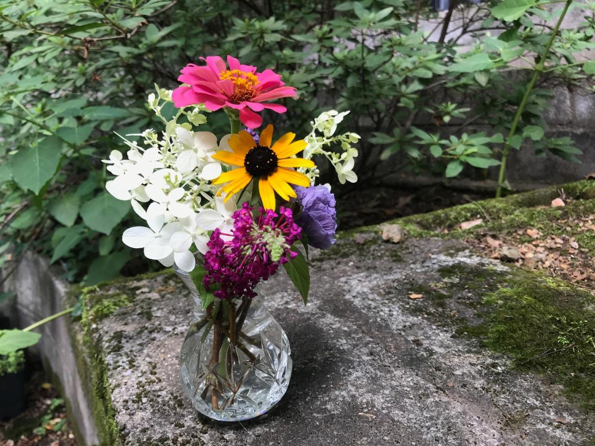 Summer Posy Vase